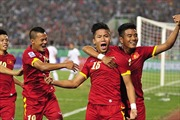 Việt Nam thăng hoa trên bảng xếp hạng FIFA
