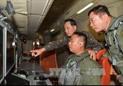 Hải quân Hàn Quốc tiến hành tập trận quy mô lớn