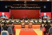 Toàn văn bài phát biểu của Tổng Bí thư tại trường Đại học Quốc gia Lào