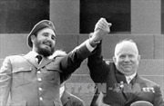Fidel Castro - một huyền thoại sống