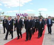 Tổng Bí thư kết thúc tốt đẹp chuyến thăm chính thức CHDCND Lào
