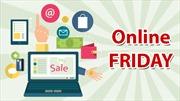 Đã có 280.000 sản phẩm khuyến mãi lên web Online Friday