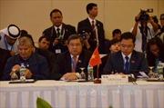 Việt Nam tham dự Hội nghị APA-9