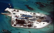 Trung Quốc củng cố phi pháp các vị trí trên Biển Đông