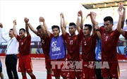 Đội tuyển Việt Nam lên đường tới Indonesia