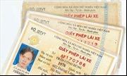 Thủ tục đổi năm sinh trên giấy phép lái xe