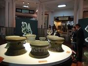 Lần đầu tiên sẽ trưng bày các bảo vật quốc gia Việt Nam