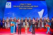 """Tân Á Đại Thành """"bội thu"""" giải thưởng dịp cuối năm 2016"""