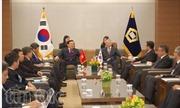 Đoàn đại biểu Tòa án Nhân dân Tối cao Việt Nam thăm chính thức Hàn Quốc