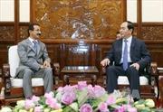 Chủ tịch nước Trần Đại Quang: Việt Nam luôn tạo thuận lợi cho nhà đầu tư nước ngoài