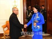 Chủ tịch Quốc hội kết thúc tốt đẹp chuyến thăm Ấn Độ và UAE