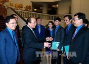 Thủ tướng làm việc với Ban chấp hành TW Đoàn TNCS Hồ Chí Minh