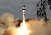 Ấn Độ sắp thử nghiệm tên lửa có thể vươn tới Trung Quốc