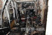 Cháy lớn làm 6 người chết, 4 người bị thương