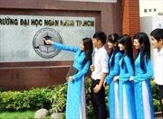 40 năm thành lập Trường Đại học Ngân hàng TP Hồ Chí Minh