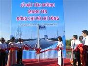TP Hồ Chí Minh đặt tên đường Võ Chí Công