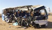 14 người Afghanistan bỏ mạng sau vụ tai nạn ô tô