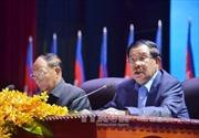 Thủ tướng Vương quốc Campuchia Hun Sen bắt đầu thăm chính thức Việt Nam