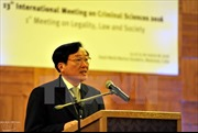 Hội nghị tòa án các tỉnh biên giới Việt Nam, Lào và Campuchia lần thứ 4