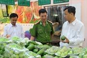 Kiểm tra liên ngành an toàn thực phẩm