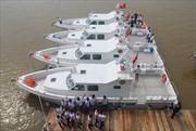 Sản xuất tàu thuyền bằng vật liệu PPC