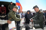 Nga can dự vào Syria cắt đứt chuỗi 'cách mạng màu sắc'