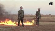 Rùng rợn cảnh IS thiêu sống hai binh sĩ Thổ Nhĩ Kỳ