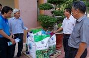Sản xuất phân bón thân thiện môi trường từ rác