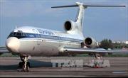 Nga tìm thấy thi thể nạn nhân máy bay Tu-154 rơi