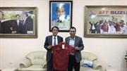 Phát triển toàn diện hai nền bóng đá Việt Nam - Nhật Bản