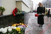 Thế giới tiếc thương các nạn nhân thảm kịch máy bay Tu-154