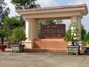Căn cứ Cái Ngang (Vĩnh Long) trở thành di tích quốc gia