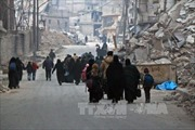Nga, Thổ Nhĩ Kỳ nhất trí kế hoạch ngừng bắn toàn Syria
