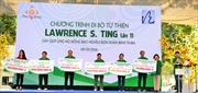 Chương trình Đi bộ Lawrence S. Ting: Quyên góp được hơn 3 tỷ đồng giúp người nghèo đón Tết