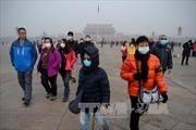 Đầu năm mới, Trung Quốc ngập khói mù