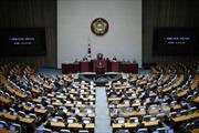 """Hàn Quốc quyết """"cứng rắn"""", cô lập Triều Tiên hơn trong 2017"""