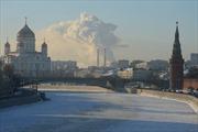 Moskva tê cứng trong cái lạnh kỷ lục 100 năm