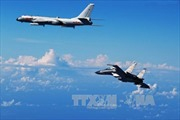 Máy bay quân sự Trung Quốc kéo nhau tiến vào ADIZ của Hàn Quốc