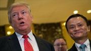 Tỉ phú Trung Quốc hứa 'trao' ông  Trump 1 triệu việc làm