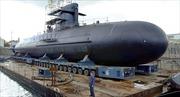 Ấn Độ chuẩn bị hạ thủy tàu ngầm tự chế thứ hai