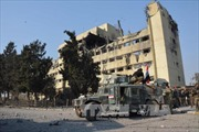 Các lực lượng Iraq giành lại 80% Đông Mosul từ tay IS