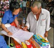 650 phần quà Tết đến với trẻ em khó khăn