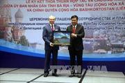 Tỉnh Bà Rịa - Vũng Tàu ký hợp tác với Chính quyền Cộng hòa Bashkortostan