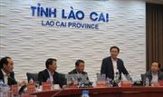 Lào Cai cần mở rộng phát triển khu kinh tế cửa khẩu