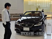 Lỗi túi khí, Toyota thu hồi gần 16.000 xe Lexus tại Trung Quốc