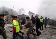 Rơi máy bay Thổ Nhĩ Kỳ: Tổng thống Kyrgyzstan hủy thăm Trung Quốc, tuyên bố để quốc tang