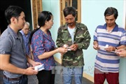 Hỗ trợ Bình Định và Quảng Ngãi phòng, chống dịch bệnh