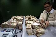 Venezuela chính thức lưu hành các đồng tiền mới