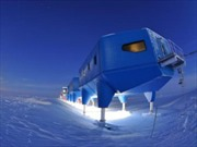 Anh đóng trạm nghiên cứu ở Nam Cực vì mặt băng nứt gãy