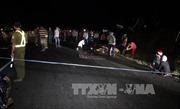 Đã truy tìm được xe ô tô gây tai nạn tại Điện Biên